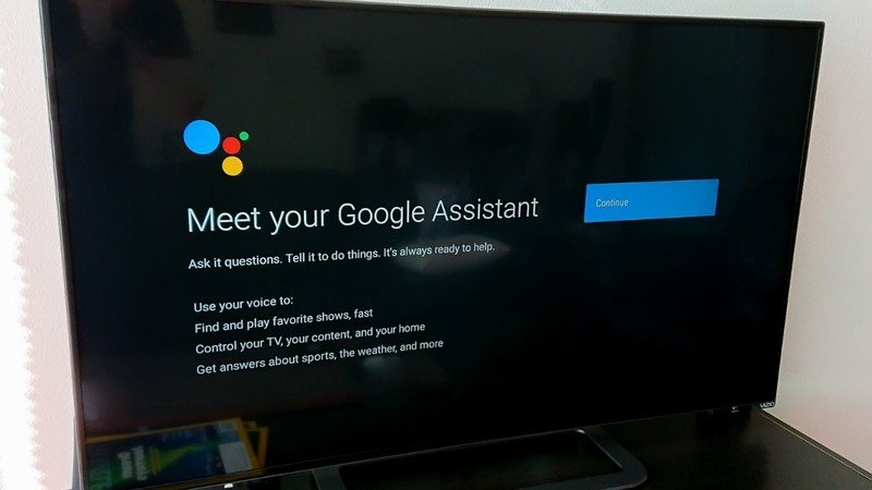 Trợ lý Google Android Tv